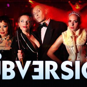 Club Subversion at Crystal's Nightclub
